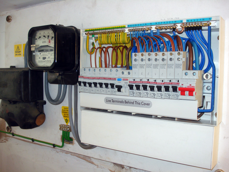 Our Portfolio Of Electrical Work